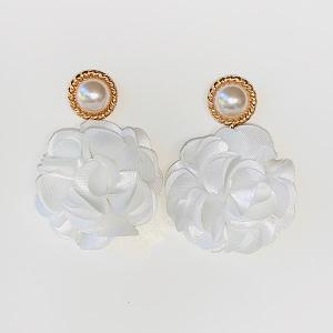 white earrings for sale